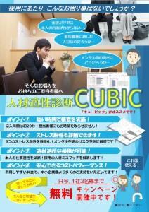cubic表紙